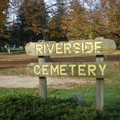 Riverside Cemetery, City of Alma, Michigan